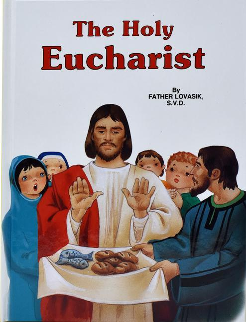 The Holy Eucharist als Buch
