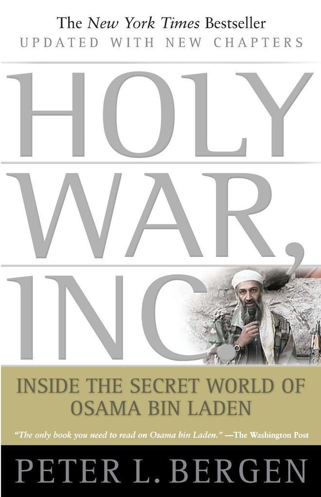 Holy War, Inc. als Taschenbuch