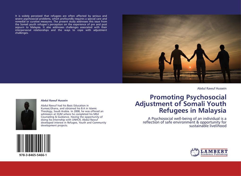 Promoting Psychosocial Adjustment of Somali You...