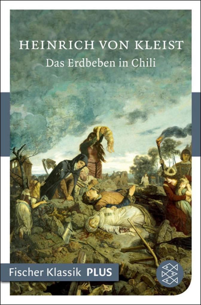 Das Erdbeben in Chili als eBook