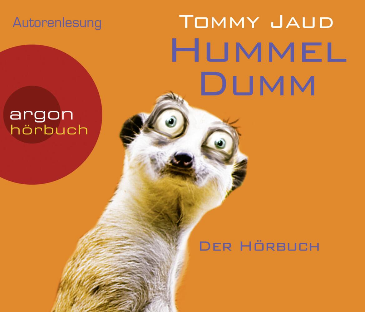 Tommy Jaud: Hummeldumm (Hörbestseller) (Hörbuch CD) - bei ...