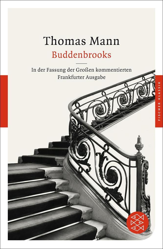 Buddenbrooks als Taschenbuch