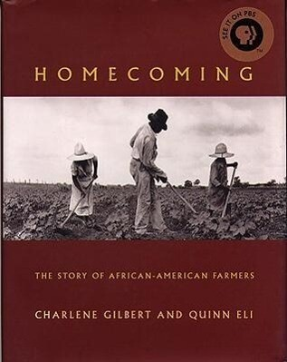 Homecoming: The Story of African-American Farmers als Taschenbuch