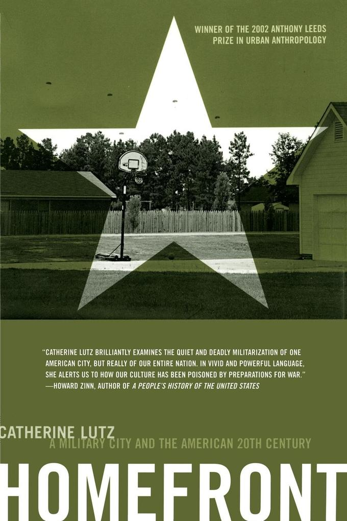 Homefront-A Military City and the American Twentieth Century als Taschenbuch