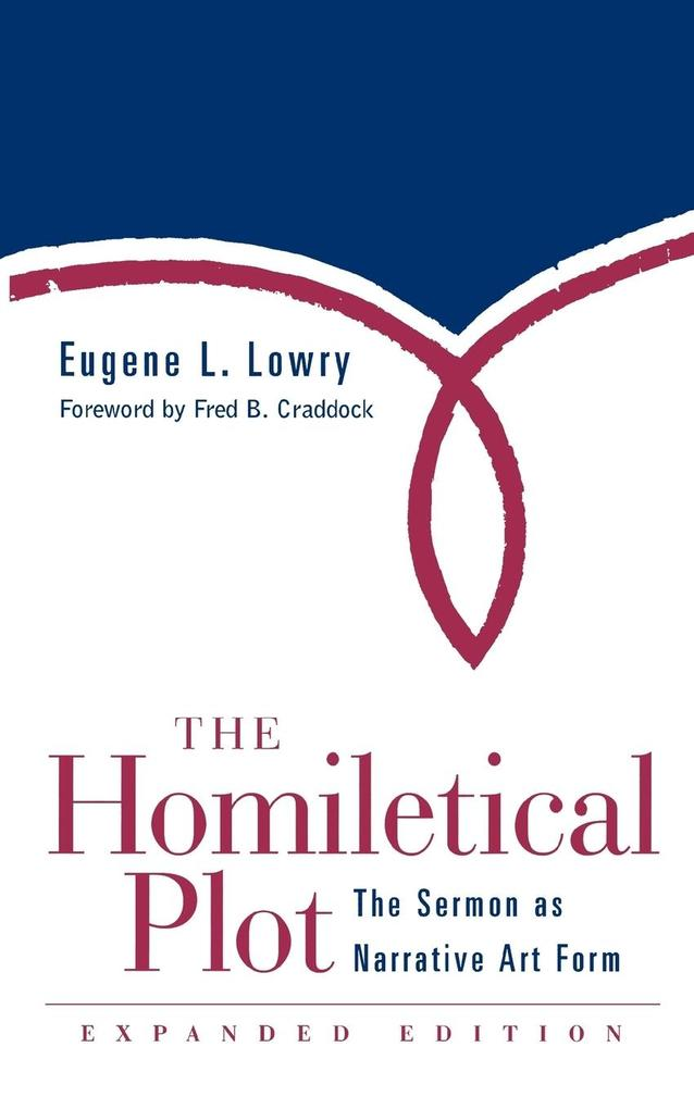 Homiletical Plot, Expanded Edition als Buch