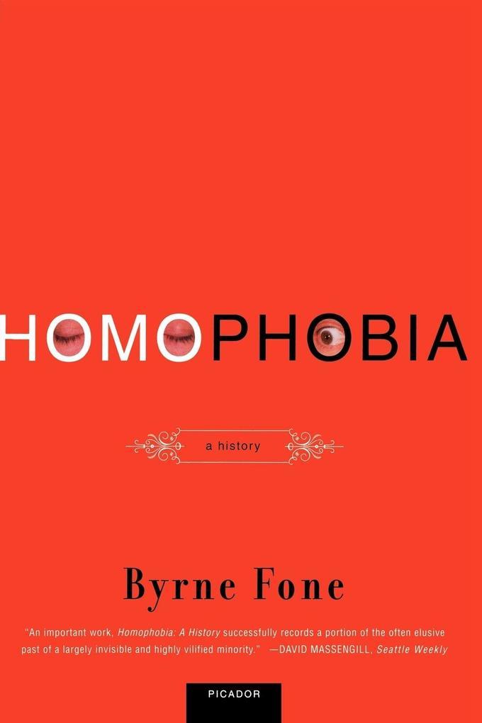 Homophobia als Taschenbuch