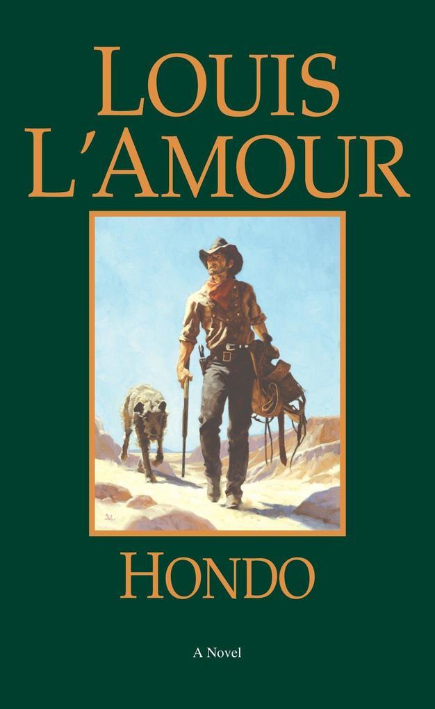 Hondo als Taschenbuch