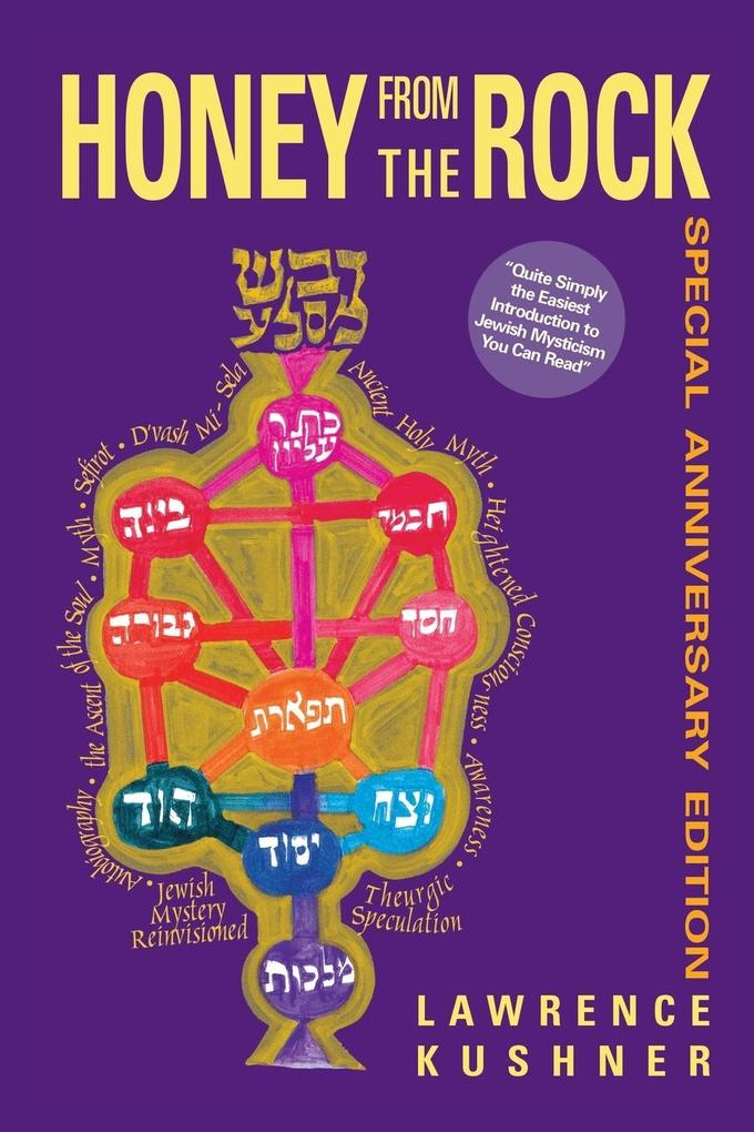 Honey from the Rock: An Easy Introduction to Jewish Mysticism als Taschenbuch