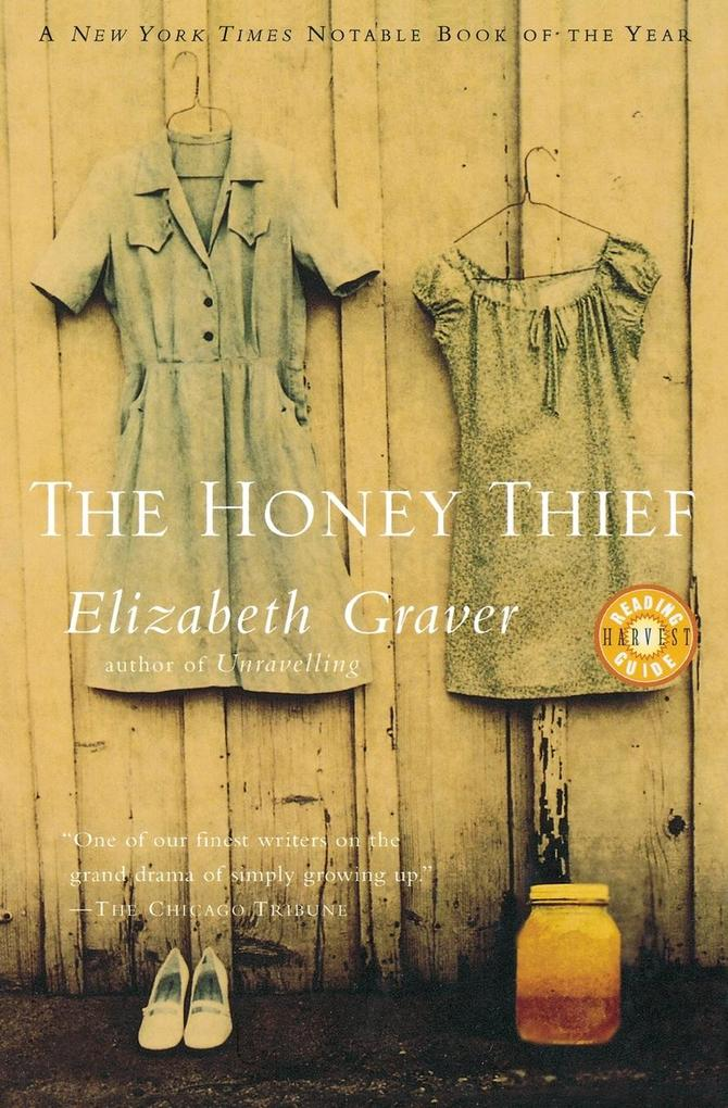 The Honey Thief als Taschenbuch