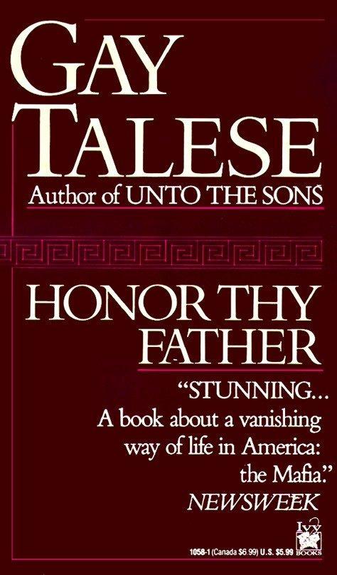Honor Thy Father als Taschenbuch