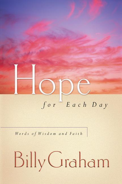 Hope for Each Day als Buch