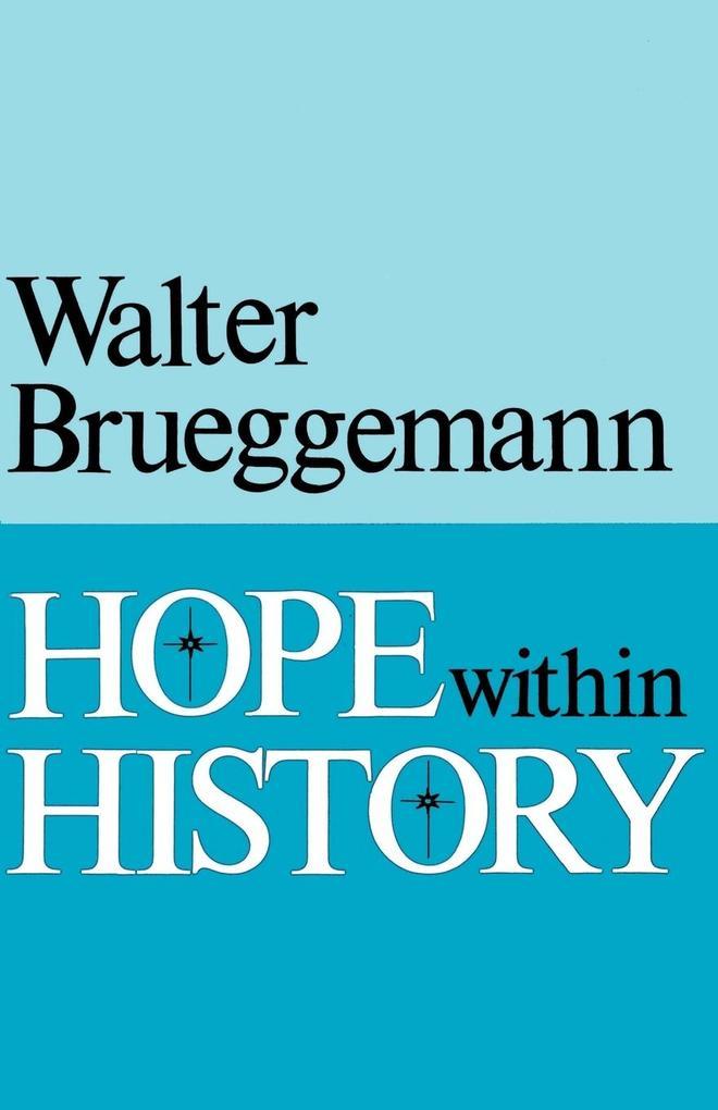 Hope Within History als Taschenbuch