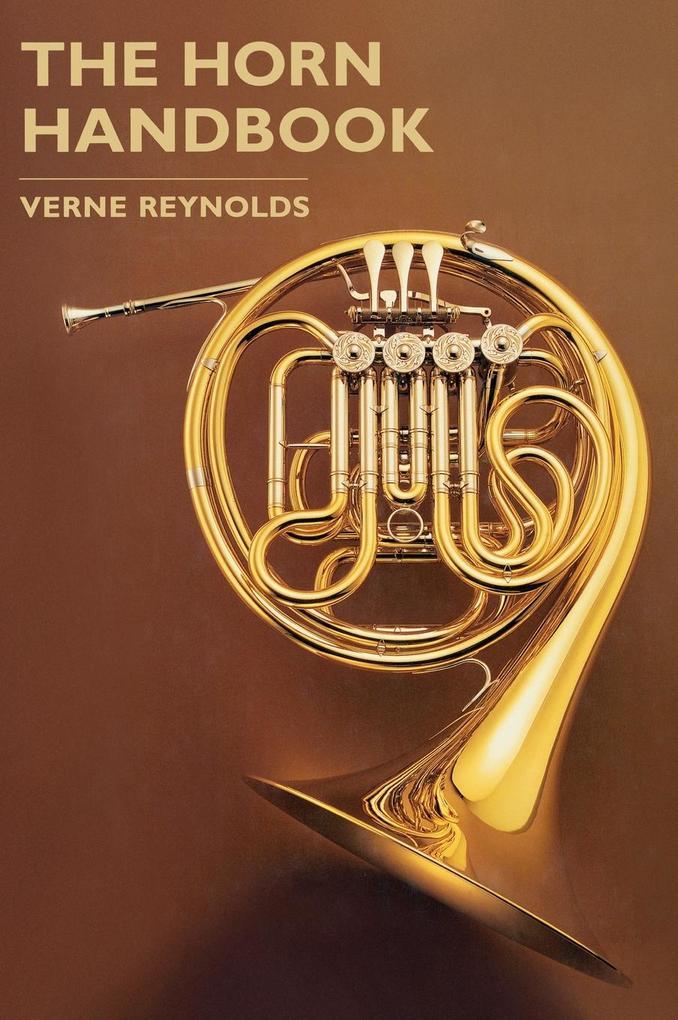The Horn Handbook als Buch