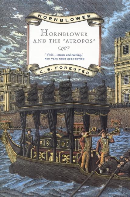 Hornblower and the Atropos als Taschenbuch