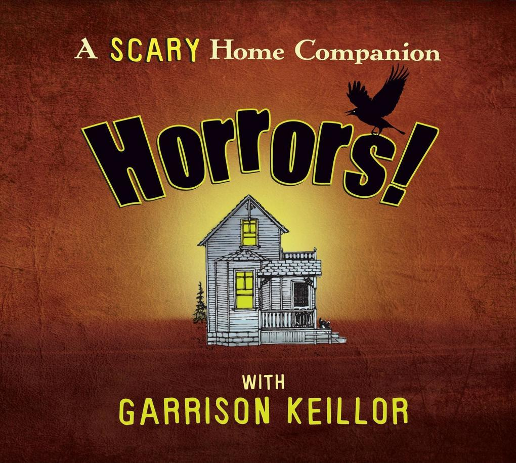 Horrors: Scary Home Companion als Hörbuch