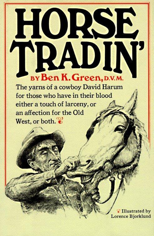 Horse Tradin' als Buch