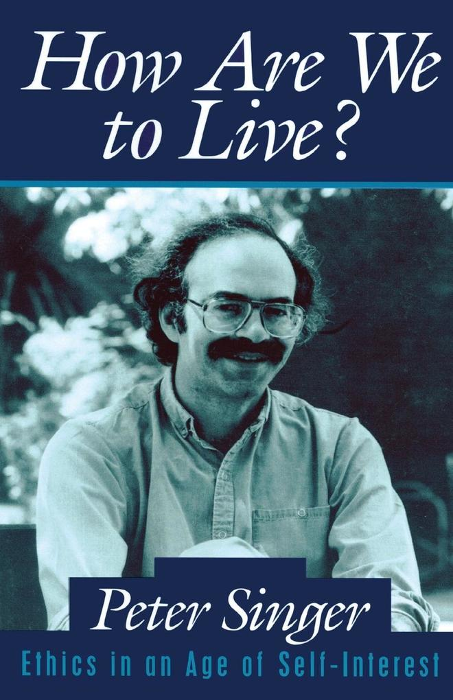 How Are We to Live? als Taschenbuch
