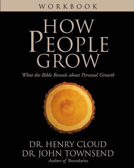 How People Grow Workbook: What the Bible Reveals about Personal Growth als Taschenbuch