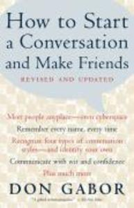 How to Start a Conversation and Make Friends als Taschenbuch