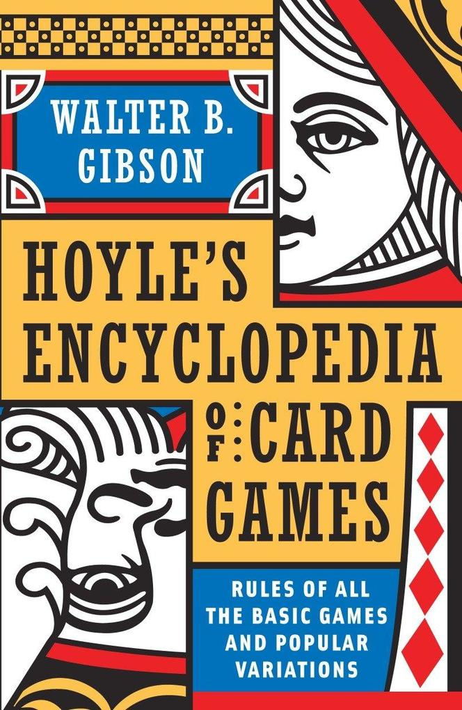 Hoyle's Modern Encyclopedia of Card Games: Rules of All the Basic Games and Popular Variations als Taschenbuch