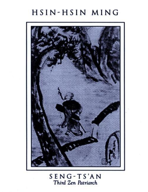 Hsin-Hsin Ming: Verses on the Faith-Mind als Taschenbuch