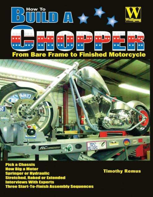 How to Build a Chopper als Taschenbuch