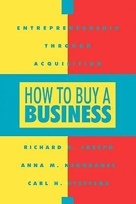 How to Buy a Business als Taschenbuch