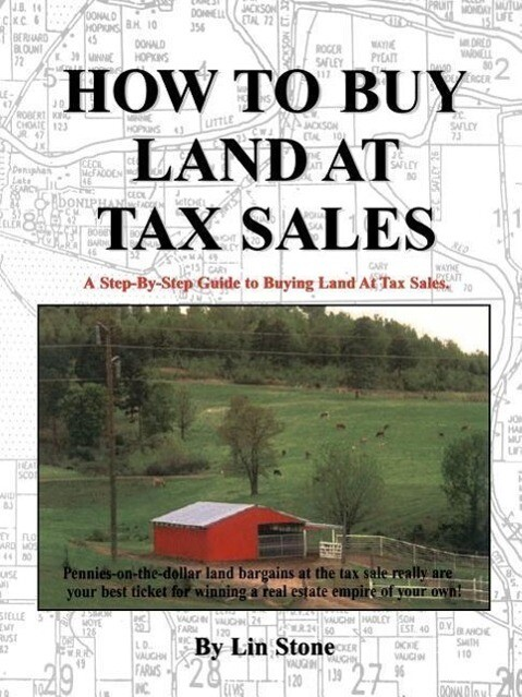 How to Buy Land at Tax Sales als Taschenbuch