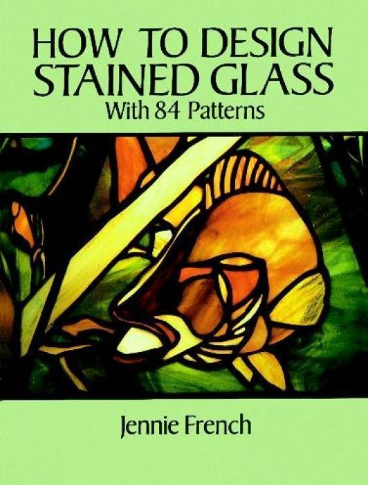 How to Design Stained Glass als Taschenbuch