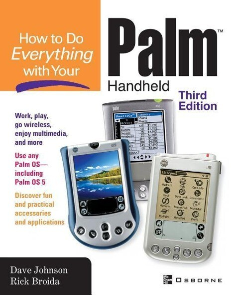 How to Do Everything with Your Palm Handheld als Taschenbuch