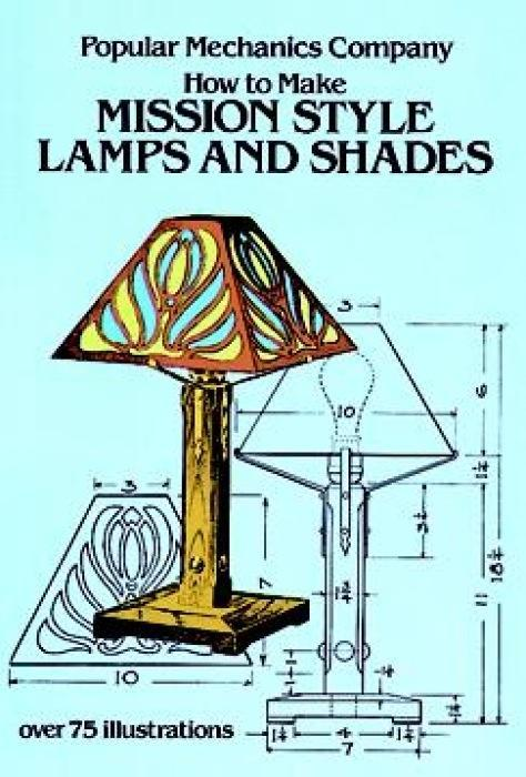 How to Make Mission Style Lamps and Shades als Taschenbuch