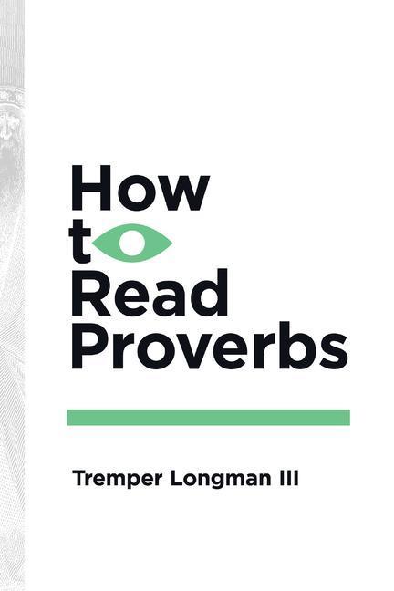 How to Read Proverbs als Taschenbuch