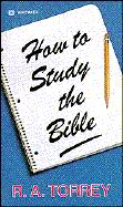 How to Study the Bible als Taschenbuch