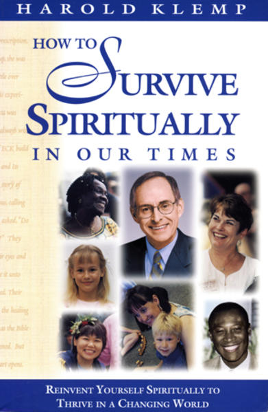 How to Survive Spirituality in Our Times: Reinvent Yourself Spiritually to Thrive in a Changing World als Taschenbuch