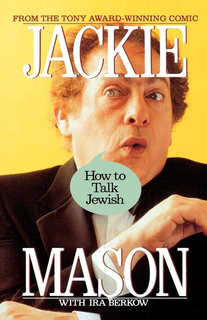How to Talk Jewish als Taschenbuch