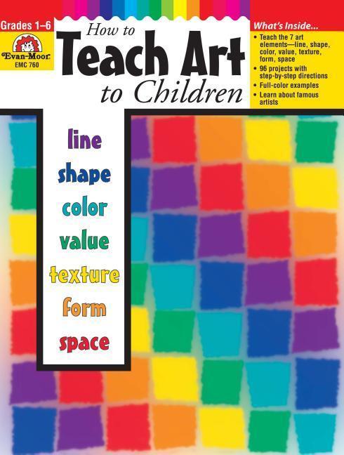 How to Teach Art to Children als Taschenbuch