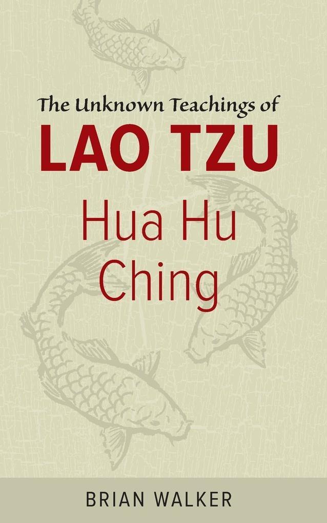 Hua Hu Ching als Buch
