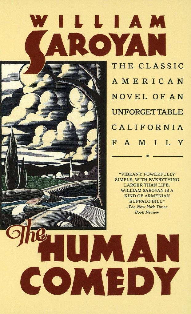 The Human Comedy als Taschenbuch