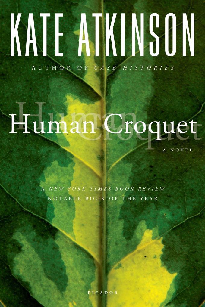 Human Croquet als Taschenbuch
