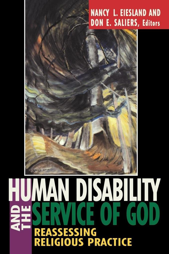 Human Disability and the Service of God als Taschenbuch