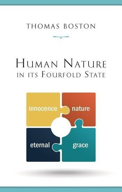 Human Nature in Fourfold State als Buch