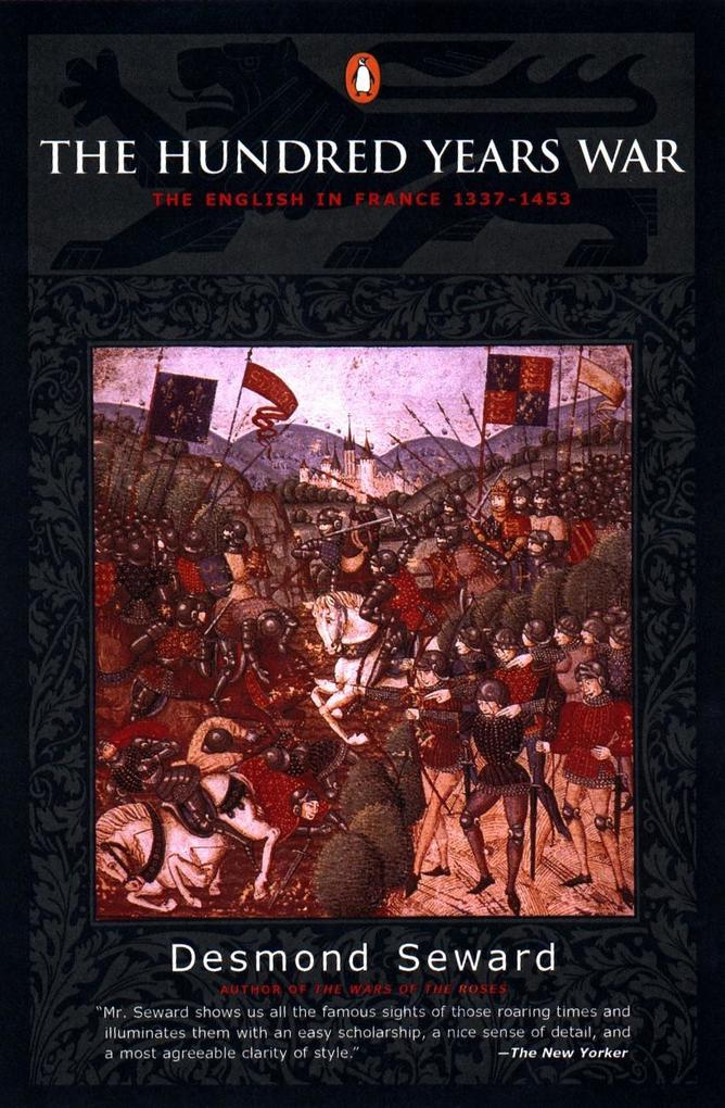 The Hundred Years War: The English in France 1337-1453 als Taschenbuch