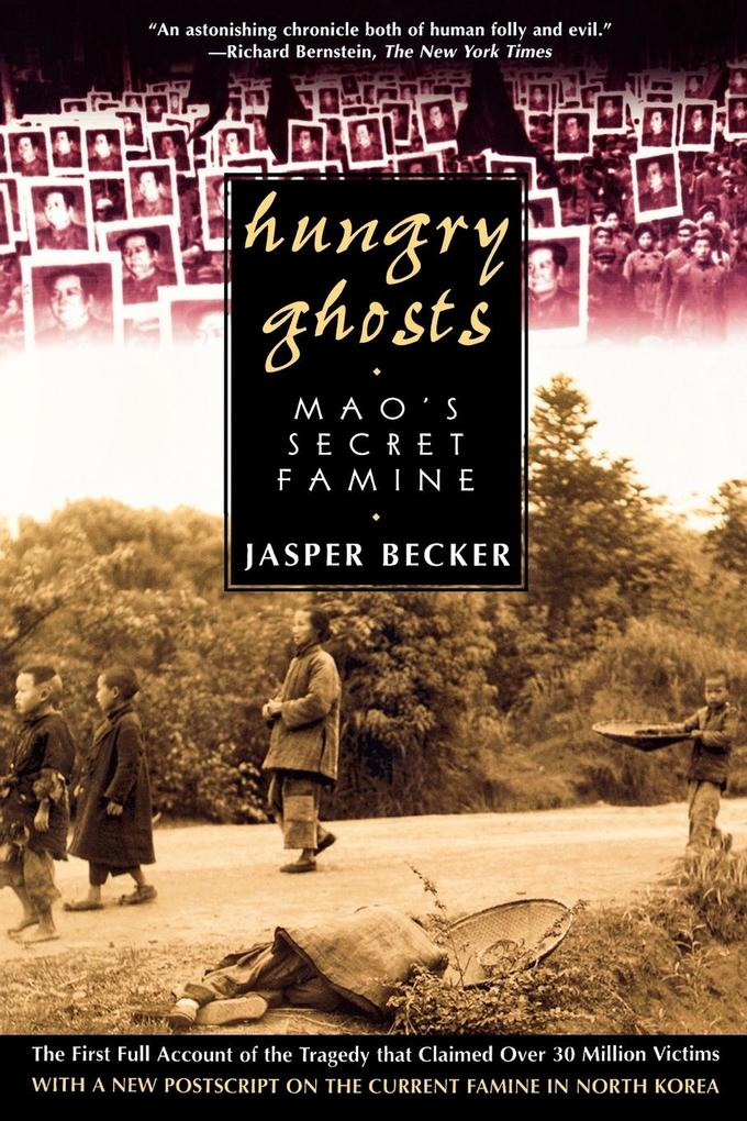 Hungry Ghosts als Buch