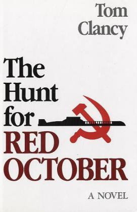 The Hunt for Red October als Buch