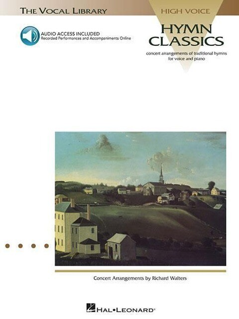 Hymn Classics: The Vocal Library High Voice als Taschenbuch