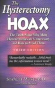 The Hysterectomy Hoax als Taschenbuch