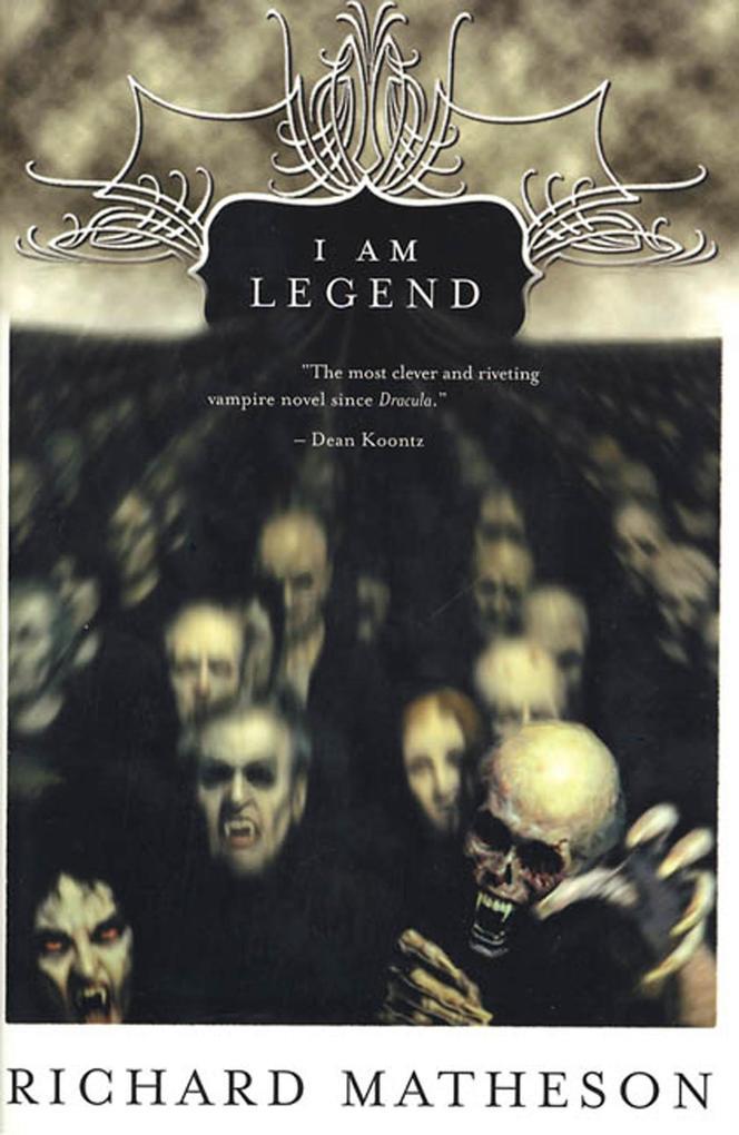 I Am Legend als Taschenbuch