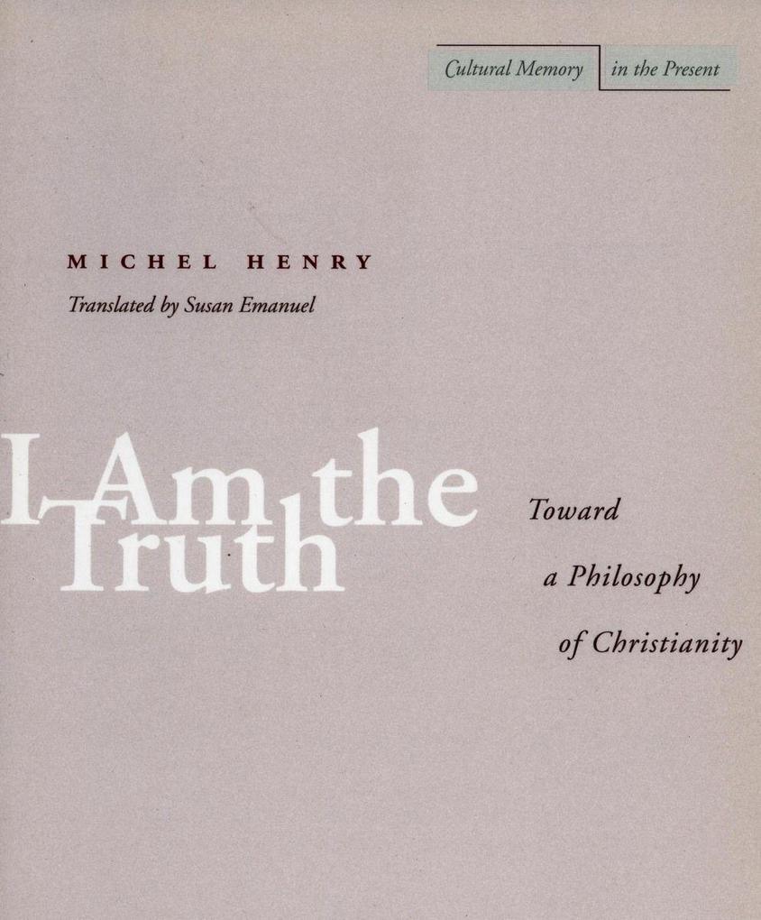 I AM THE TRUTH als Taschenbuch