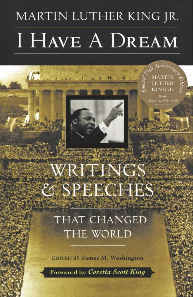 I Have a Dream - Special Anniversary Edition als Buch