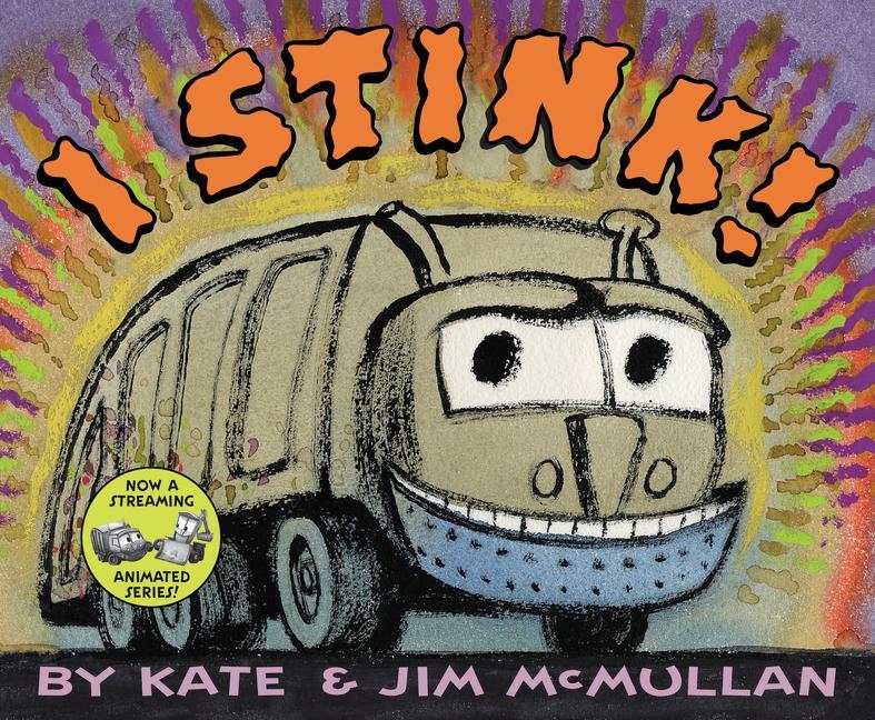 I Stink! als Buch